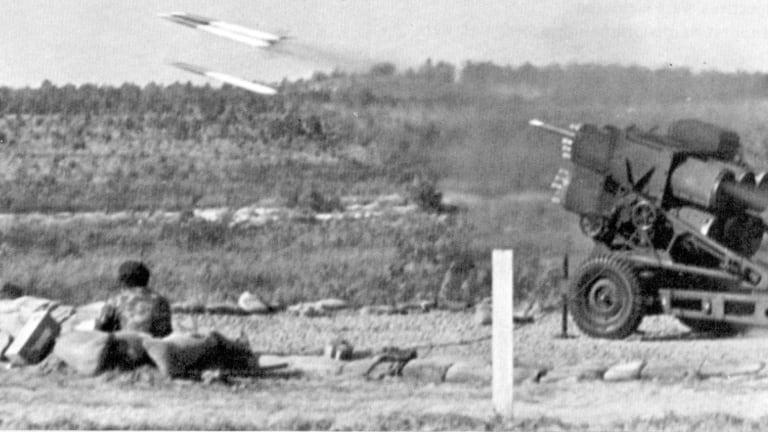 The 'Slammer' Turned Aircraft Rockets Into Ground-Based Artillery
