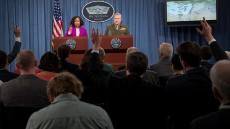 Pentagon Damage Assessment: Syria Strikes Successful - Destroyed Targets