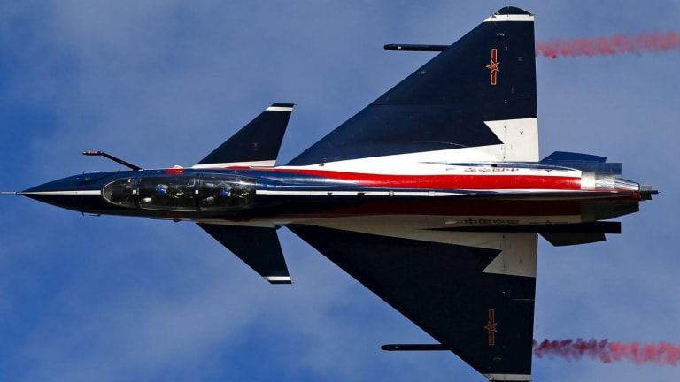 This is One Mean Jet