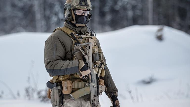 The APS Spetsnaz Rifle: Russia's Deadly Gun That Fires Underwater