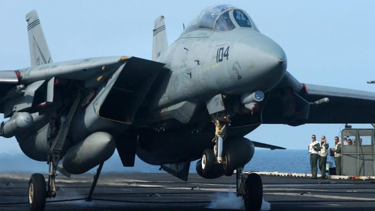 The 5 Best Fighter Planes Ever to Fly from an Aircraft Carrier Deck