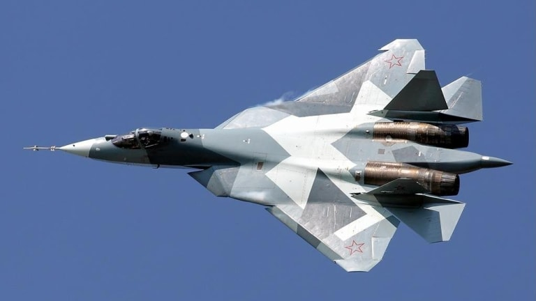 Will Russia Soon Sell Its Su-57 Stealth Jet to China and India?
