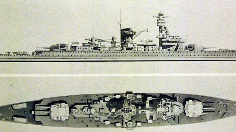 A Nazi Battleship Captain Was Tricked Into Sinking His Own Warship