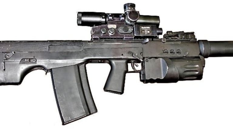 Why These Russian .50 Caliber Bullpup Rifles Are Staging A Comeback