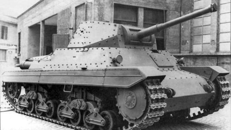 This Medium Tank Was a Novelty But Arrived Too Late in World War II