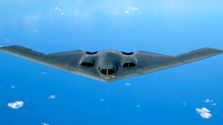 U.S. B-2 Bombers Patrol Europe on Mission to Curtail Russian Aggression