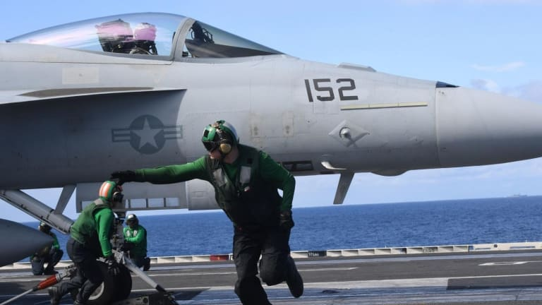 This Is the King of Aircraft Carriers