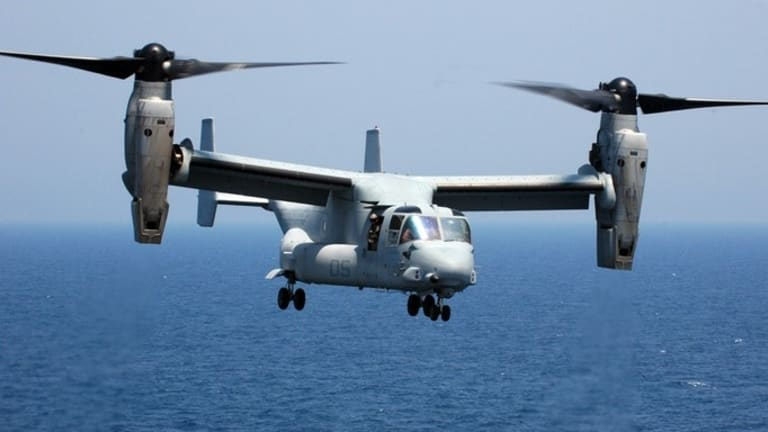 Marine Corps Arms Osprey With Rockets & Missiles - Adds Assault Missions