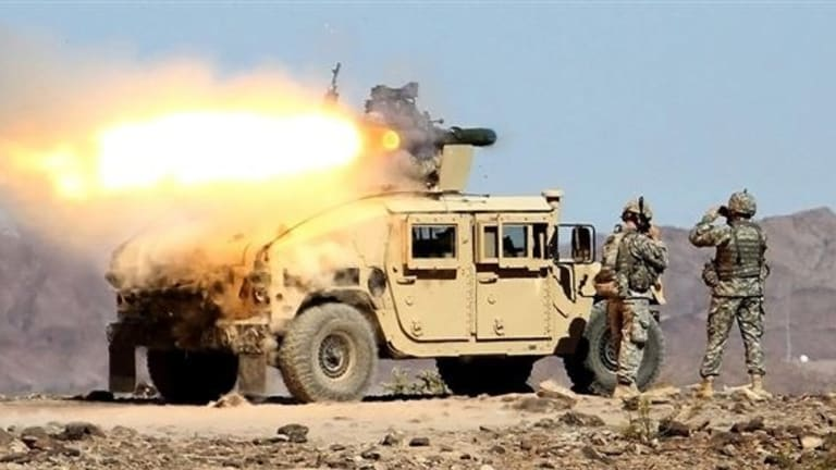 US TOW Missile vs Russian Armata Tank