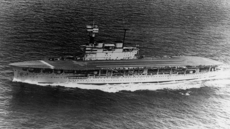 These Are the Five Worst Aircraft Carriers Ever Put to Sea