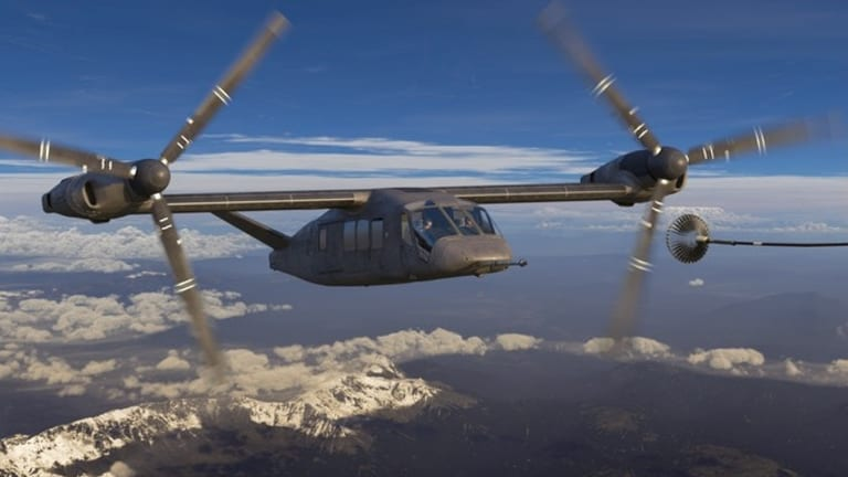 Army Accelerates New Future Vertical Lift Helicopter for 2030s