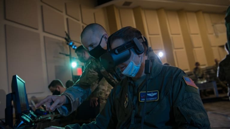 Air Force Takes New Step With AI-Enabled Attack Networking