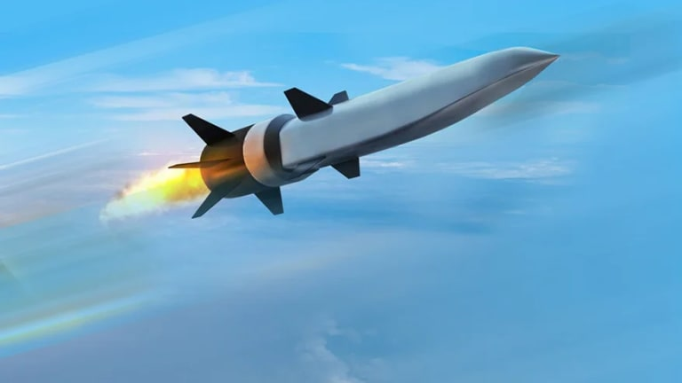 """New Pentagon Hypersonic """"Glide Body"""" Can Destroy Any Target in 1 Hour"""