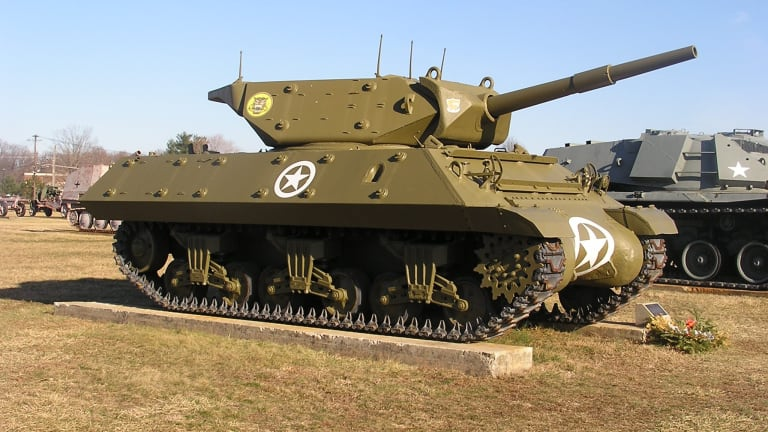 The US Army's Tank-Destroyers Weren't the Failure History Made Them Out to Be