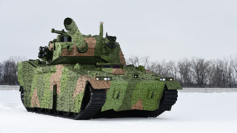 Army Begins to Evaluate Proposals for New Mobile Protected Firepower