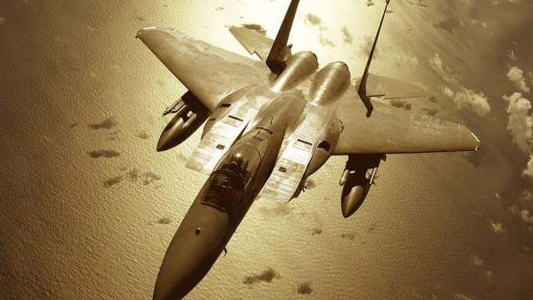 Air War: Air Force F-15C vs. Russia's Deadly Su-57