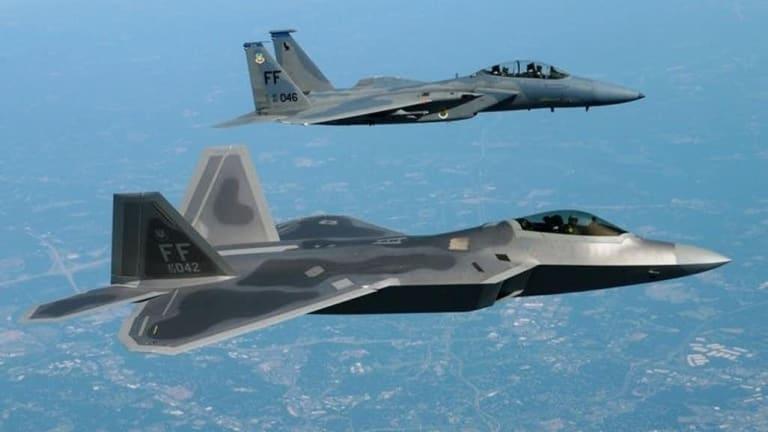 Stealth Showdown: America's F-22 Raptor vs China's J-20