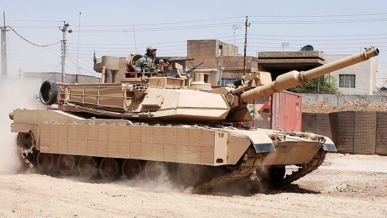 The Army May Replace the Abrams by 2023