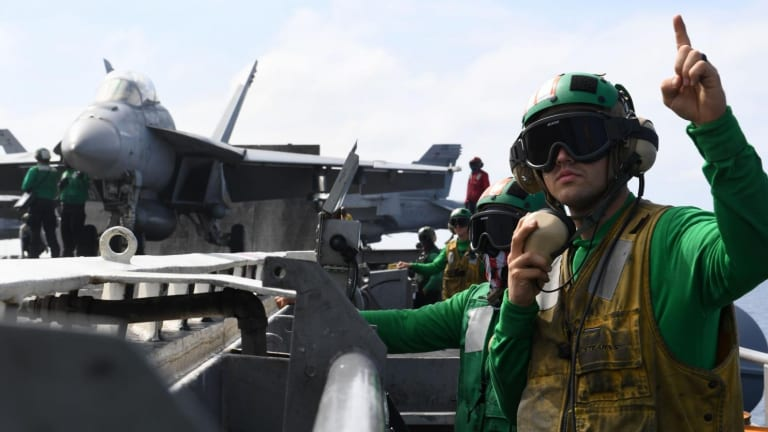There Might Be Only 1 Way to Sink a Navy Aircraft Carrier