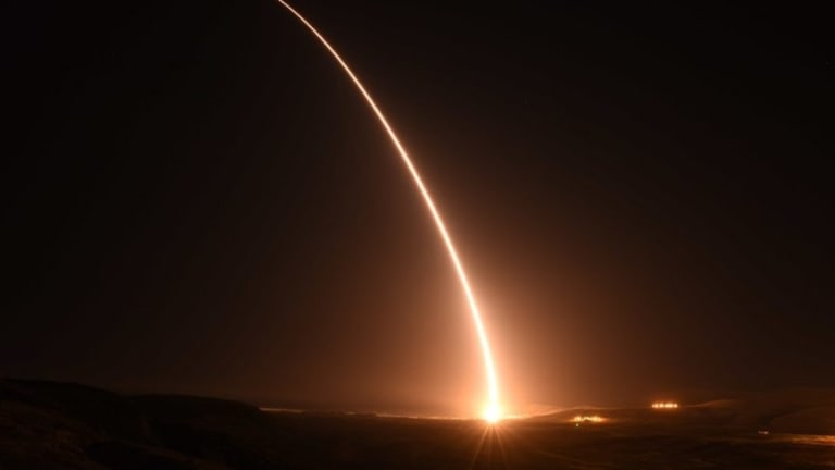 Air Force Builds New ICBM To Live into the 2080s