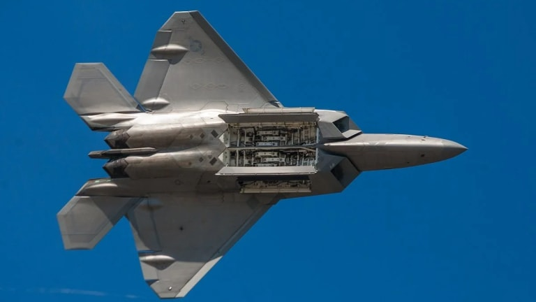 Why the F-22 Raptor Is the Best Fighter Jet on the Planet