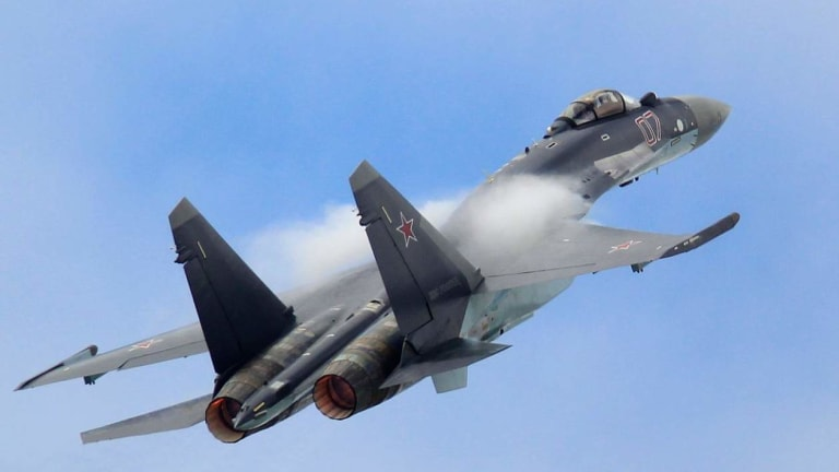 Why Russia's SU-35 Jet Fighter Is One of the Best Ever Made