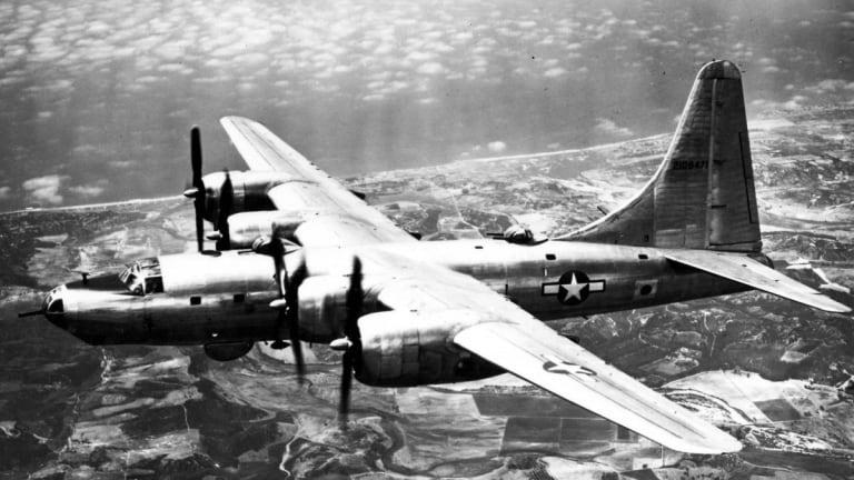 The B-32 Waged America's Last Air Battle in World War II