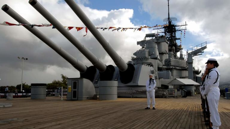 Could Battleships Be the U.S. Navy's Answer To Defeating China's Missiles?