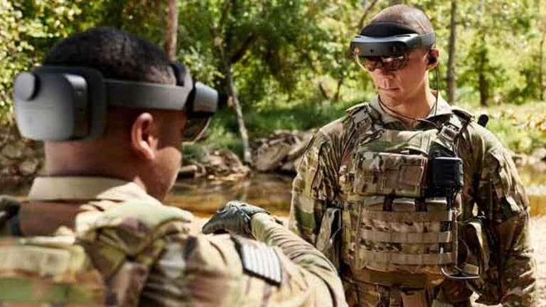 Army Merges AI & Human Brain to Track & Attack Targets
