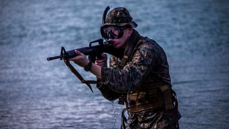 What it Takes to Become One of the Marine Corps' Elite