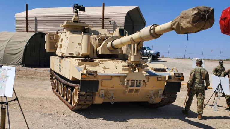 Army Live Fire Uses AI-System to Destroy Enemy Tanks, Air Defenses