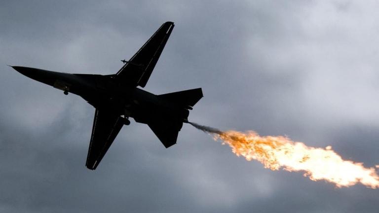 This is the story.   Fighter Jet as Assassin-F-111 Aardvark sent to Kill Qaddafi