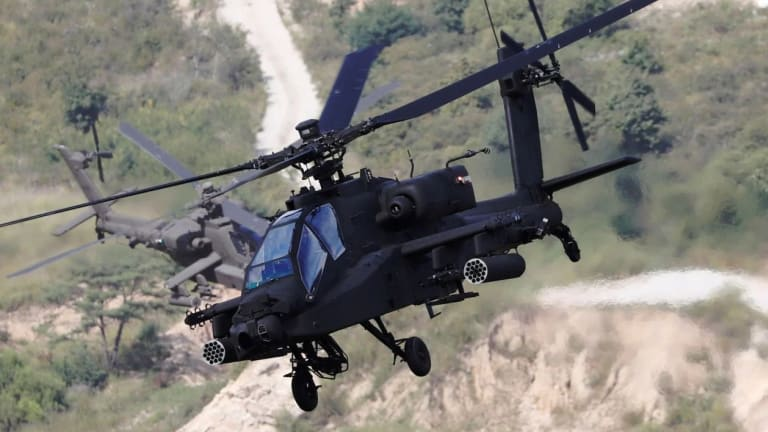 """China's Z-10 Attack Helicopter Looks Like Apache """"Rip Off"""""""