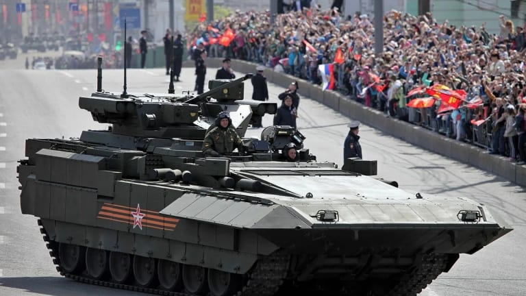 What is Russia's T-15 Armata? A Force to Be Reckoned With?