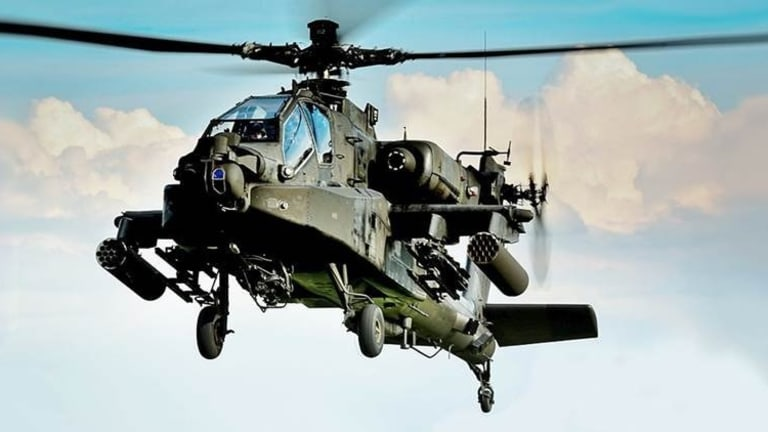 Army Starts Work on Future Attack-Recon Helicopter - After Apache