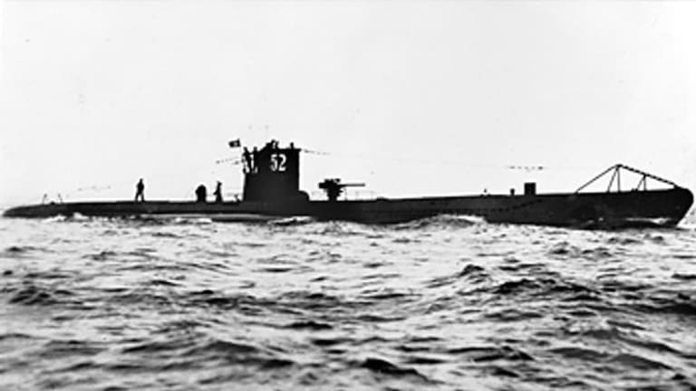 A Nazi Sub Captain Once Nominated his Enemy for the Victoria Cross