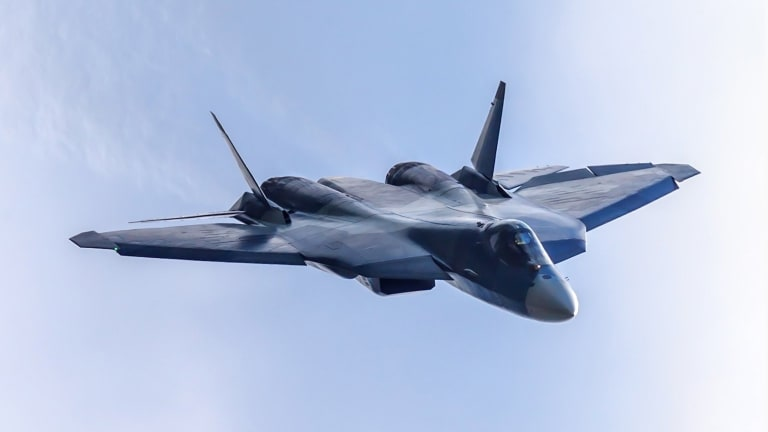 Russia Says Su-57 Stealth Fighter Will be Armed With Deadly Hypersonic Missiles