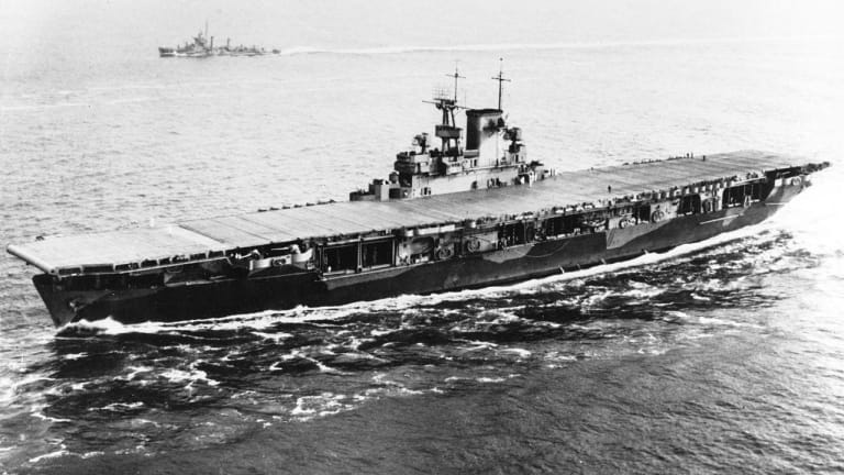 This is the Worst U.S. Navy Aircraft Carrier of World War II