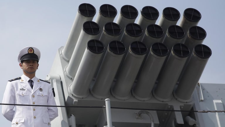 China could have the world's most powerful naval gun by 2025
