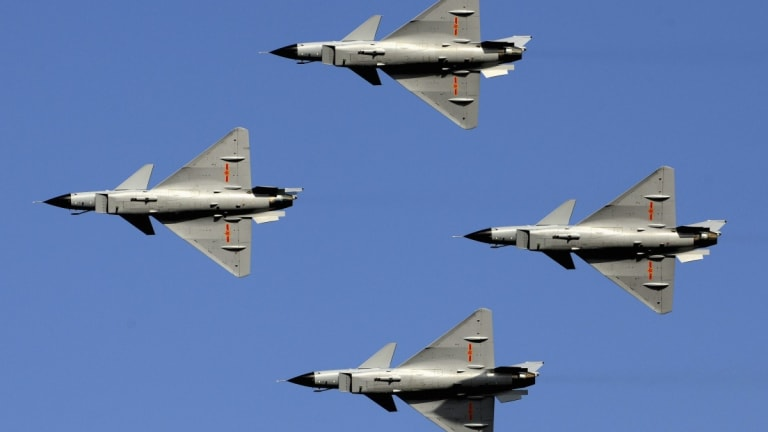 China's J-10 Fighter Jet: Could it Take on the Air Force's Best in a Dogfight?