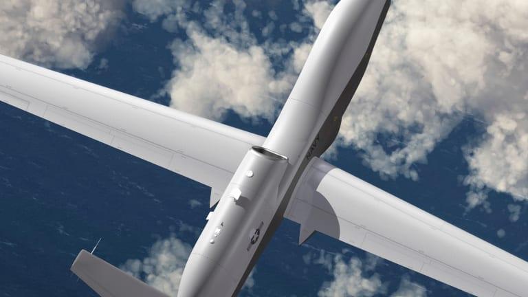 Australia Getting Triton Drones To Hunt Chinese Submarines