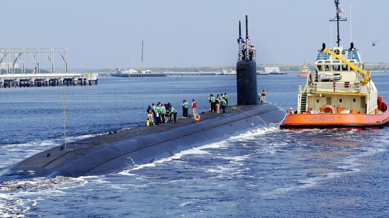 This Is a Spy Submarine Like No Other