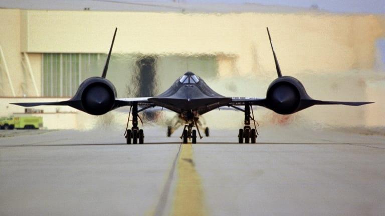 Boeing Is Working on a Mach-5 Spy Plane
