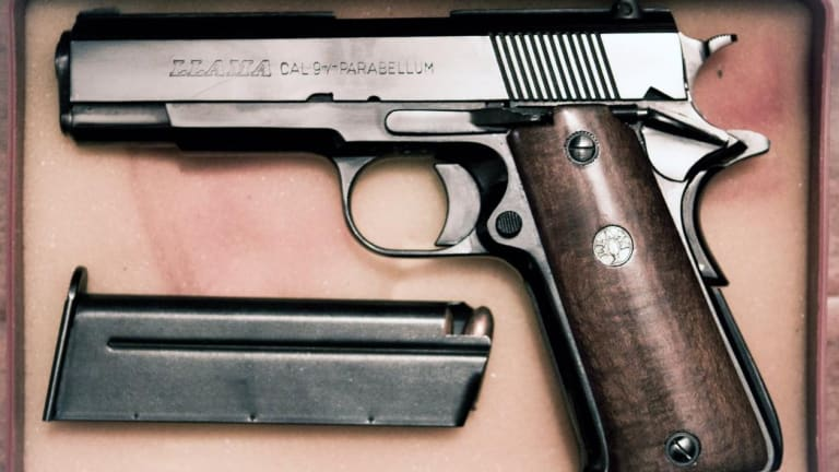 These Are the 5 Best 9mm Caliber Handguns on the Planet