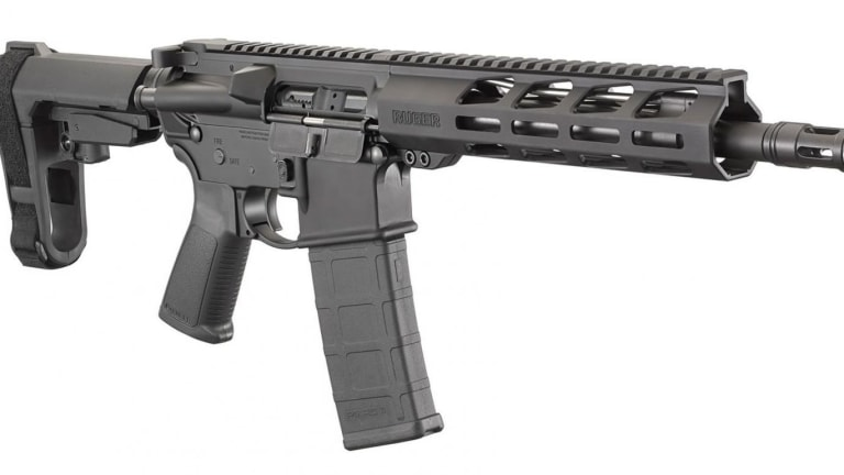 Take An AR-15 and Make Into a Pistol