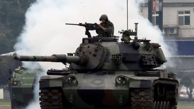 China Fires-Off New Anti-Tank Missile to Counter U.S. Abrams