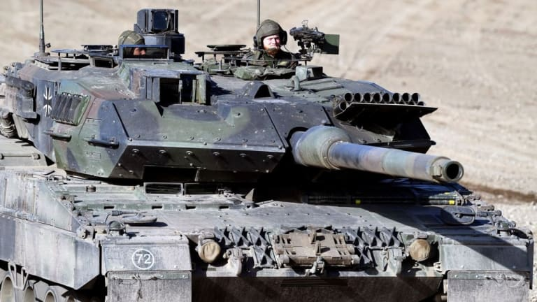 France and Germany Are Working Together to Build a New Super Tank