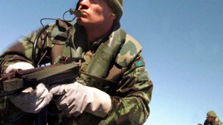West Germany's Cold War Commando Gun