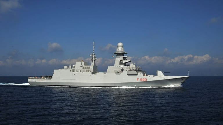 Navy Explores Italian & US Warships for New Frigate