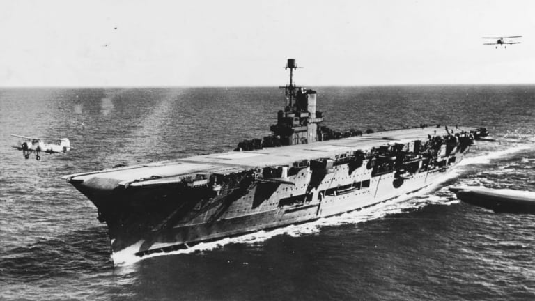 There Was a Plan to Use 'Iceberg' Aircraft Carriers Against Hitler